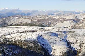 Camino real de invierno