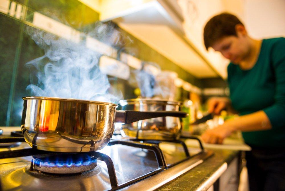 Cocinar de manera eficiente