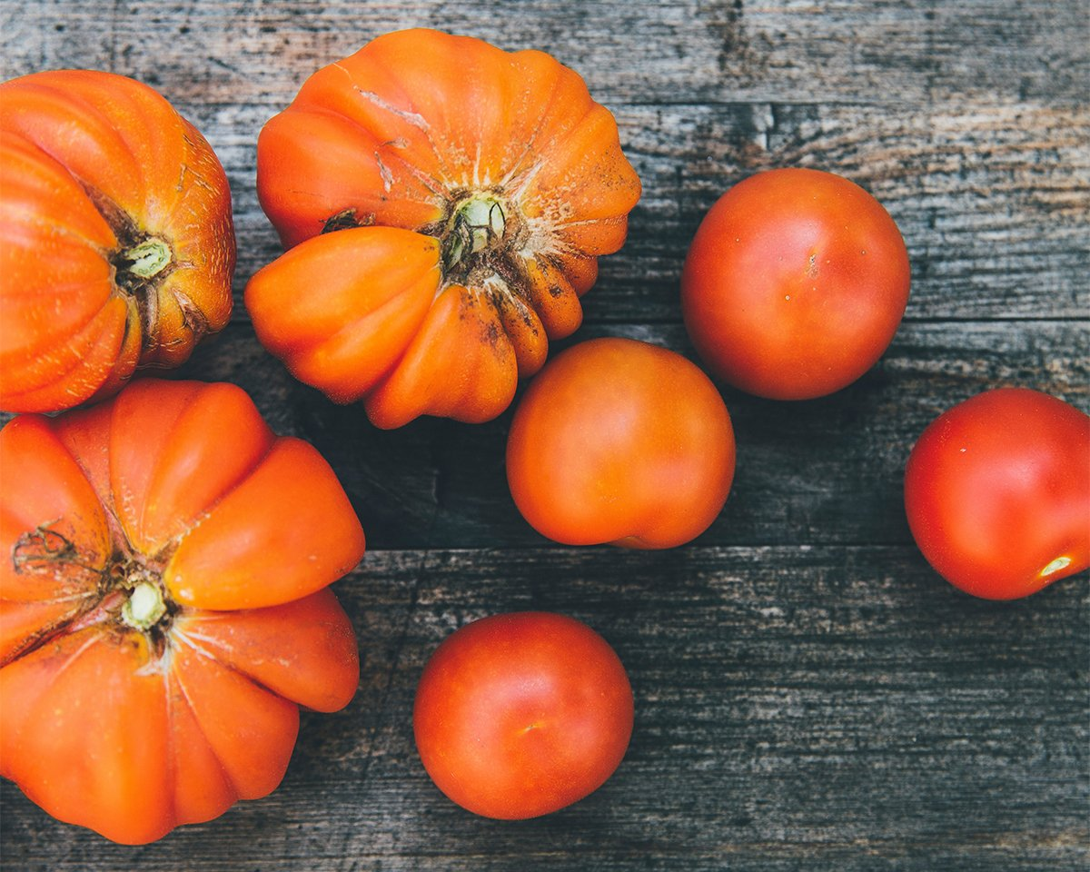El tomate: verdura o fruta